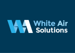 White Air Solutions Logo